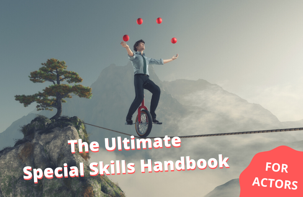 Special skills for actors ultimate guide