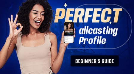 Beginner's Guide: Create the PERFECT allcasting Profile